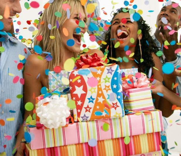 Подарок на корпоративный праздник 26