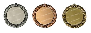 Варианты заготовок медалей с днем рождения